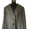 Size 18 Linea Smart Charcoal Grey Jacket   - worn once