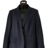 Size 16 Joules Blue Tweed Jacket Blazer Worn Once