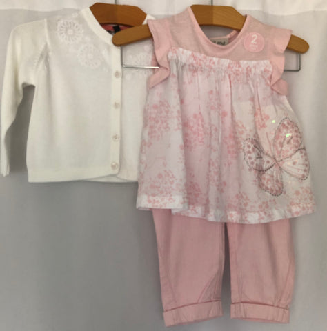 Age 12-18 Months Gorgeous Baby Girls outfit Next M&S New tagged
