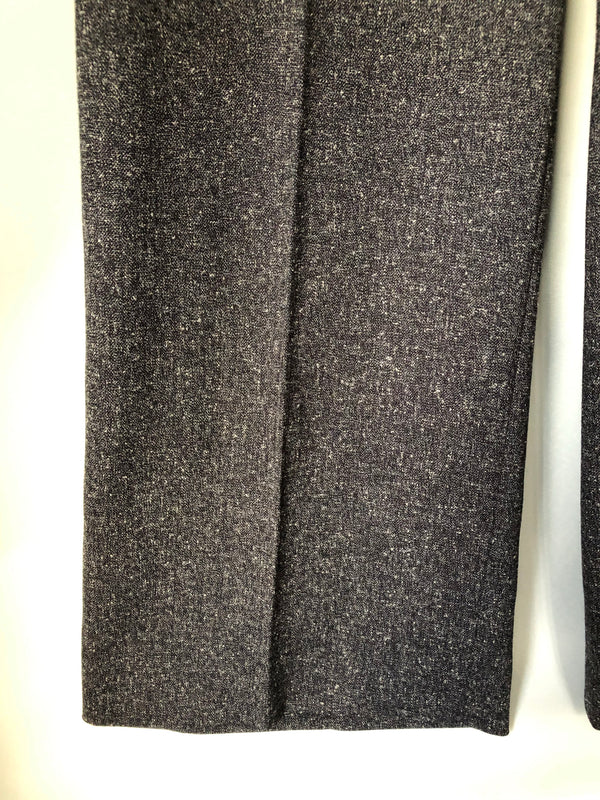 Size 16-18 Madeleine Designer Short Charcoal Trousers New & Tagged