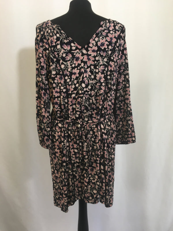 Size 16 Women's Floral Dress Tunic