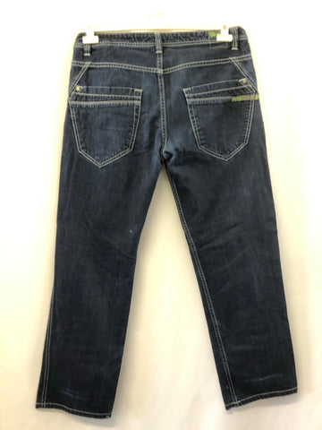 Medium 34 Short  Goi Goi Button Fly Denim Jeans