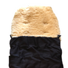 Real Sheepskin Black Pushchair Liner