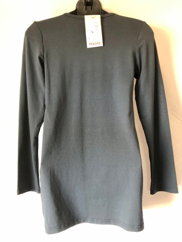 Maternity Size 8-10 Fragile  Long Sleeved Top New & Tagged Rrp £48