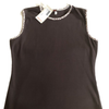 Maternity Size 14  Brown Cotton Vest Rrp 39.95 New & Tagged