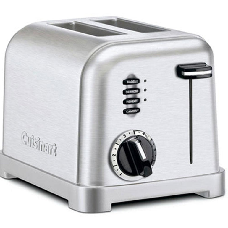 Cuisinart 2-Slice Toaster in Brushed Stainless