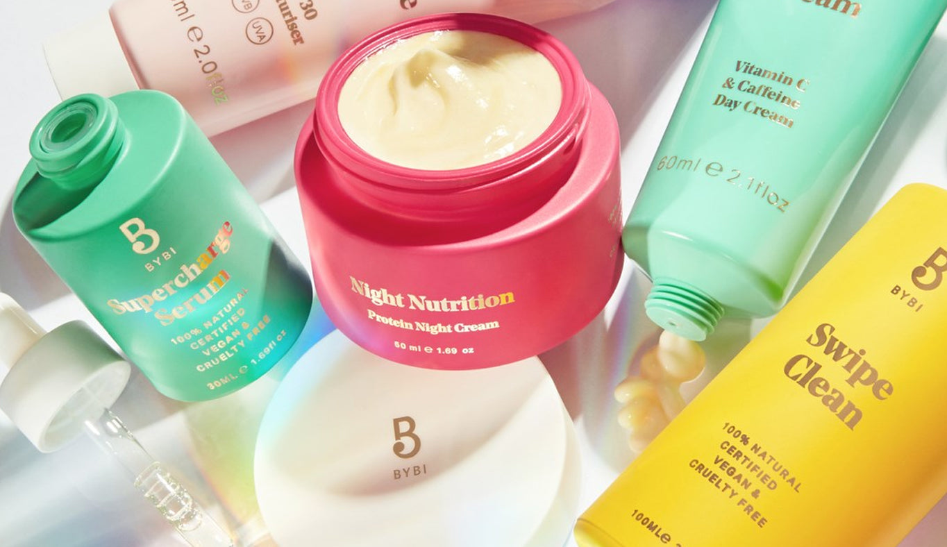 Brand of the month BYBI Beauty