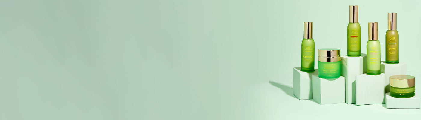 100% Natural Non-Toxic Antiaging Skincare