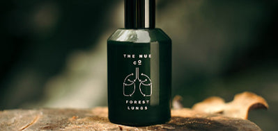 The Nue Co Forest Lungs Fragrance.
