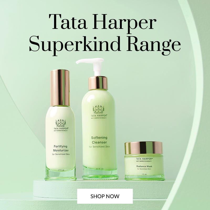Tata Harper brand new Superkind Range