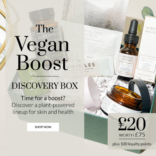 The Vegan Boost Discovery Box