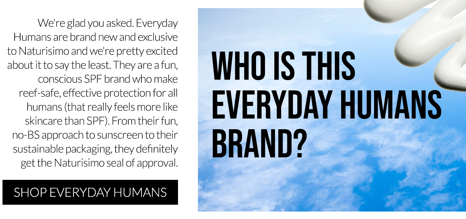 Everyday Humans brand shop now
