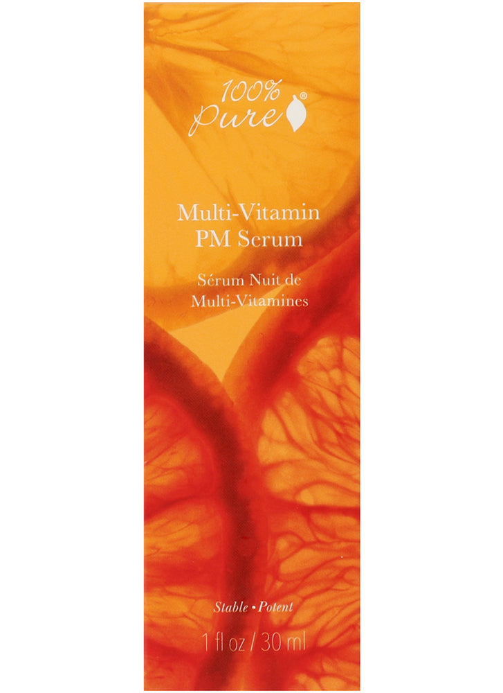 100% Pure Multi Vitamin PM Serum
