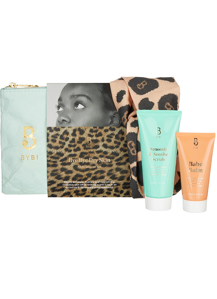 BYBI Beauty Bye Bye Dry Skin Set