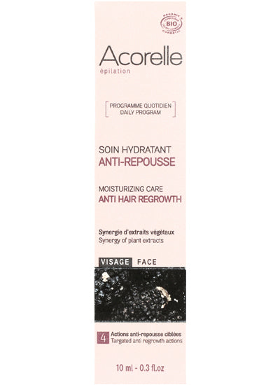 Acorelle Anti Hair Regrowth Face