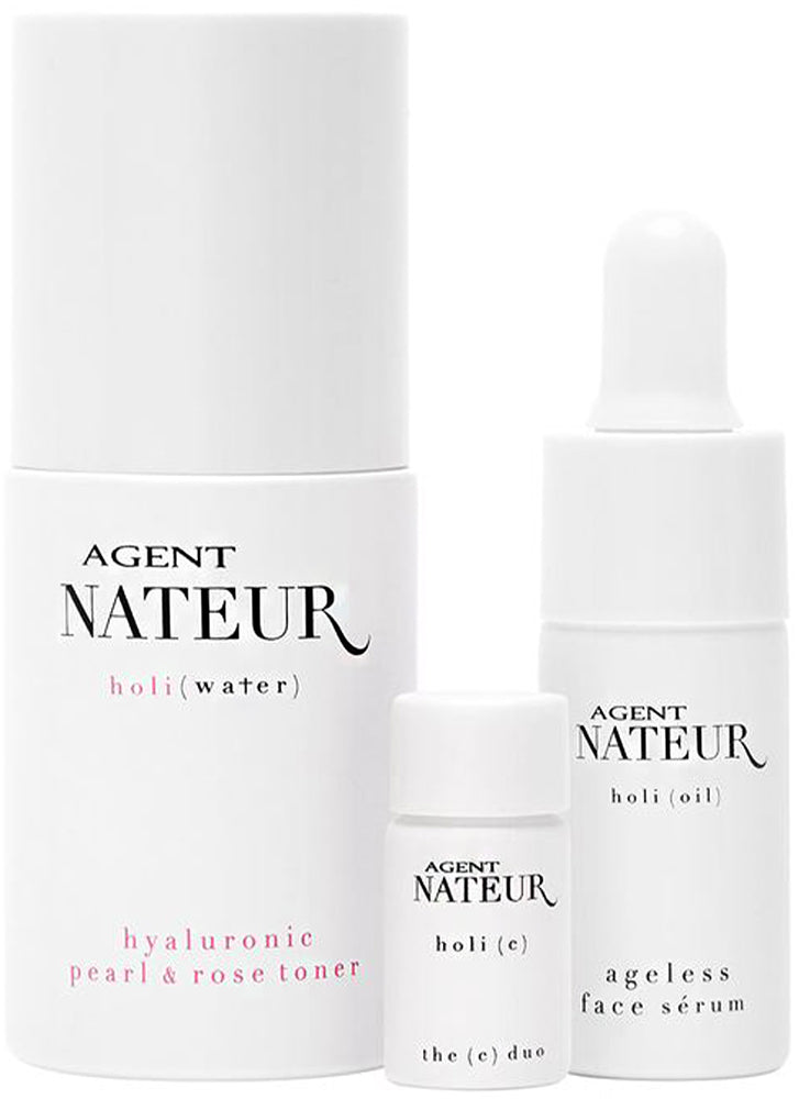 Agent Nateur Holi Trinity Travel Set