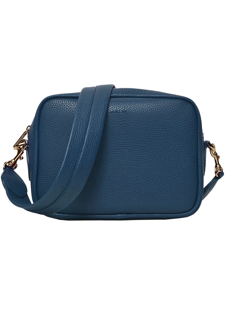 Angela Roi Grace Cross Body Navy No Logo