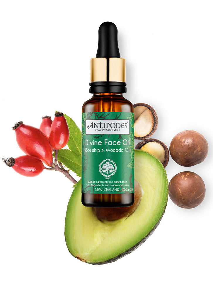 Antipodes Organic Divine Face Oil