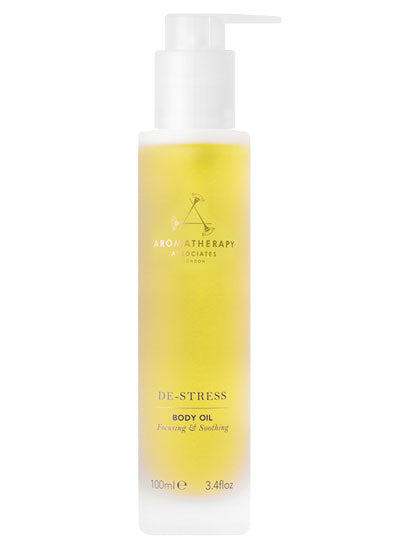 Aromatherapy Associates De Stress Body Oil