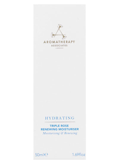 Aromatherapy Associates Triple Rose Renewing Moisturiser