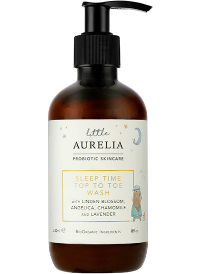 Little Aurelia Sleep Time Top To Toe Wash