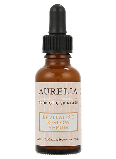 Aurelia Probiotic Skincare Revitalise & Glow Serum