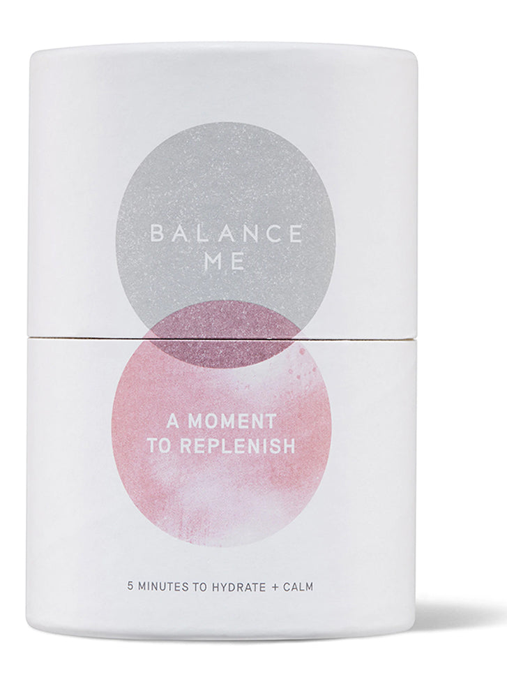 Balance Me A Moment To Replenish