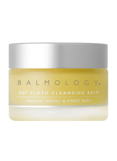 Balmology Neroli & Sweet Basil Hot Cloth Cleansing Balm