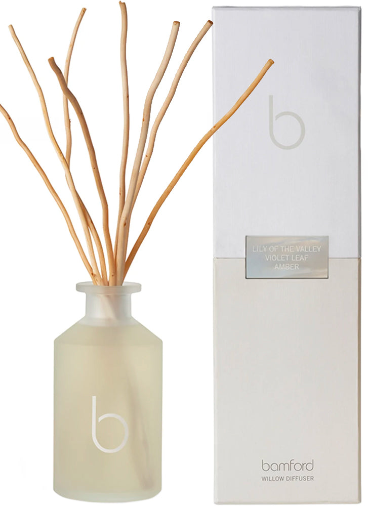 Bamford Lily of the Valley Willow Diffuser