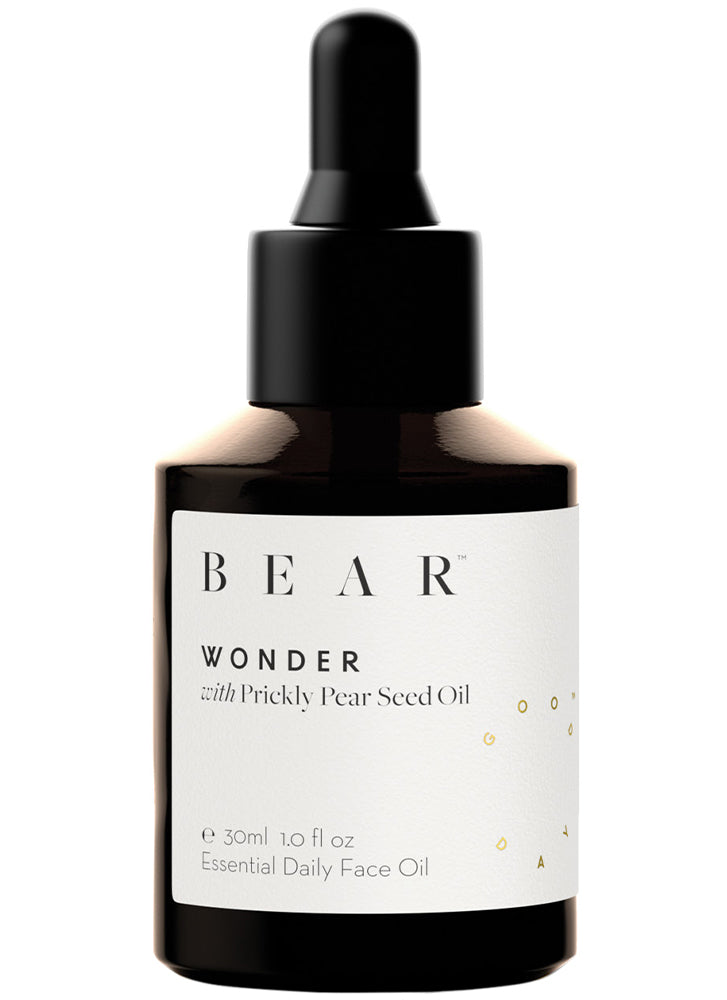 BEAR WONDER Prickly Pear Seed Face Oil
