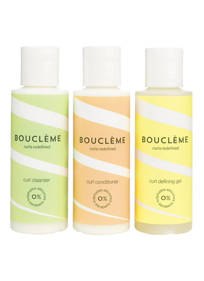 Boucleme Travel Kit Curls
