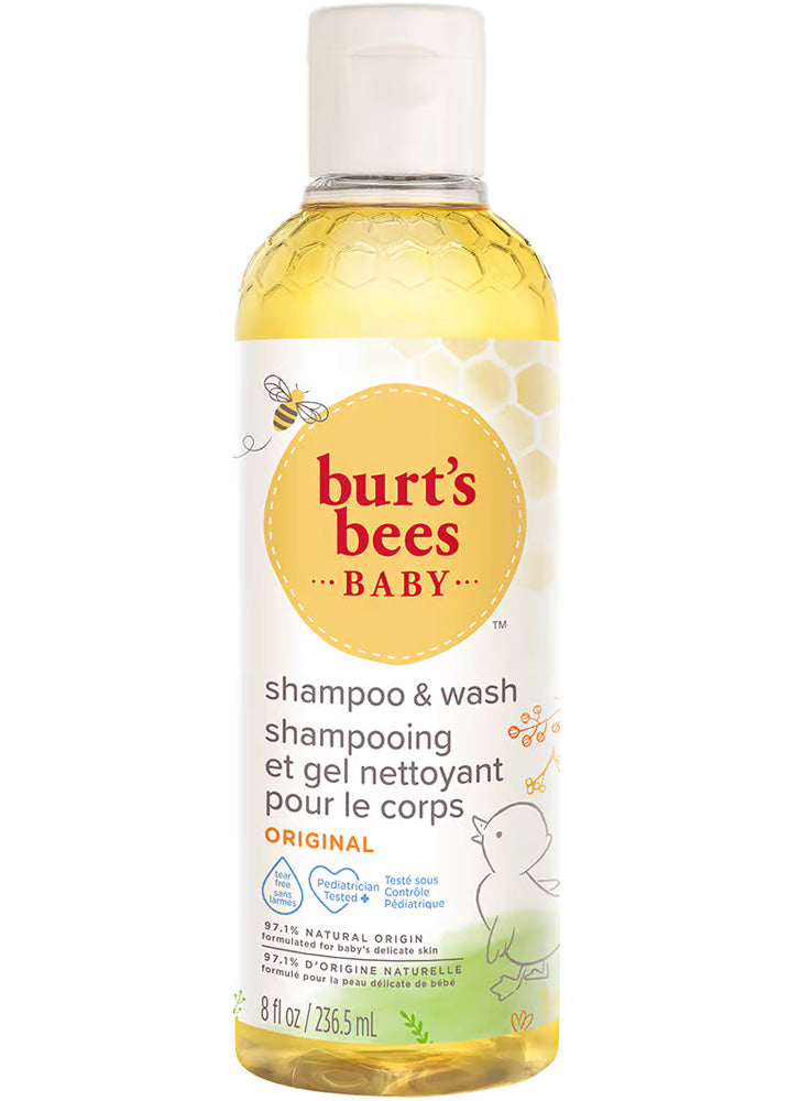 Burt's Bees Baby Bee Tear Free Shampoo & Body Wash