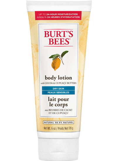 Burt's Bees Replenishing Body Lotion for Dry Skin