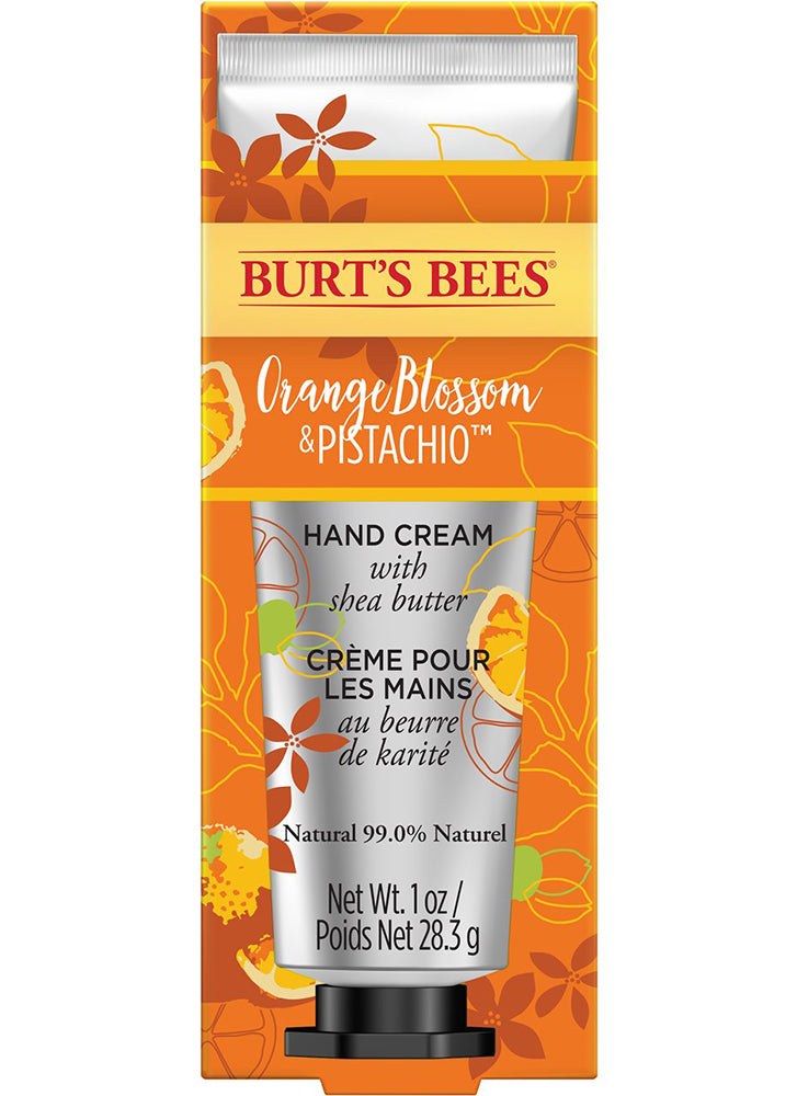 Burt's Bees Hand Cream with Orange Blossom & Pistachio