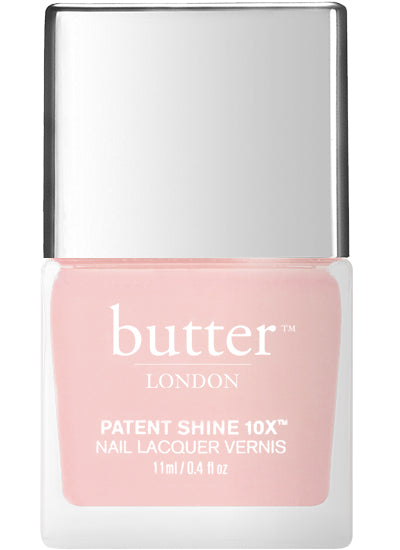 Butter London Patent Shine 10X Nail Lacquer Pink PINK KNICKERS