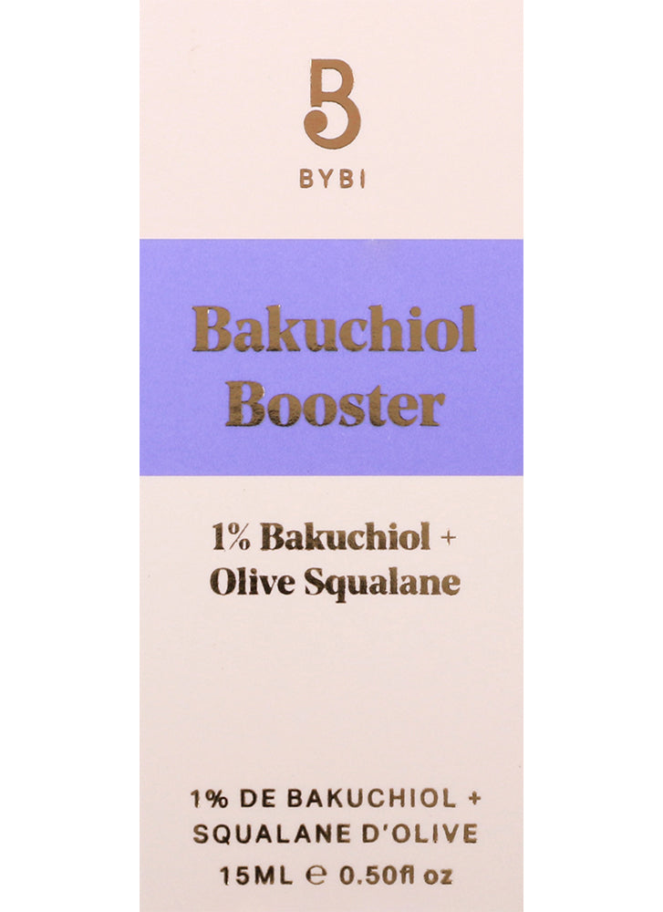 BYBI Beauty Booster Bakuchiol Oil & Olive Squalane