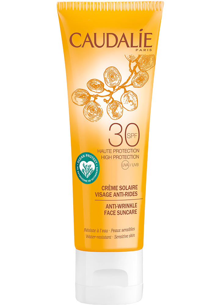 Caudalie Anti Wrinkle Face Suncare SPF30