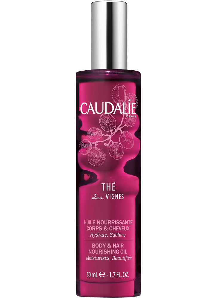 Caudalie The des Vignes Body & Hair Nourishing Oil