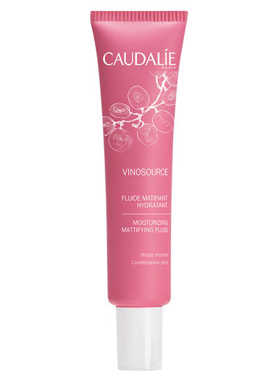 Caudalie Vinosource Moisturizing Mattifying Fluid