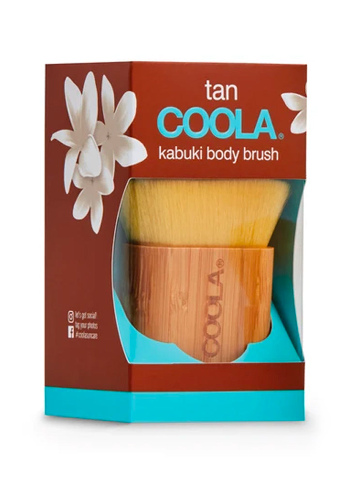 Coola Sunless Tan Kabuki Body Brush