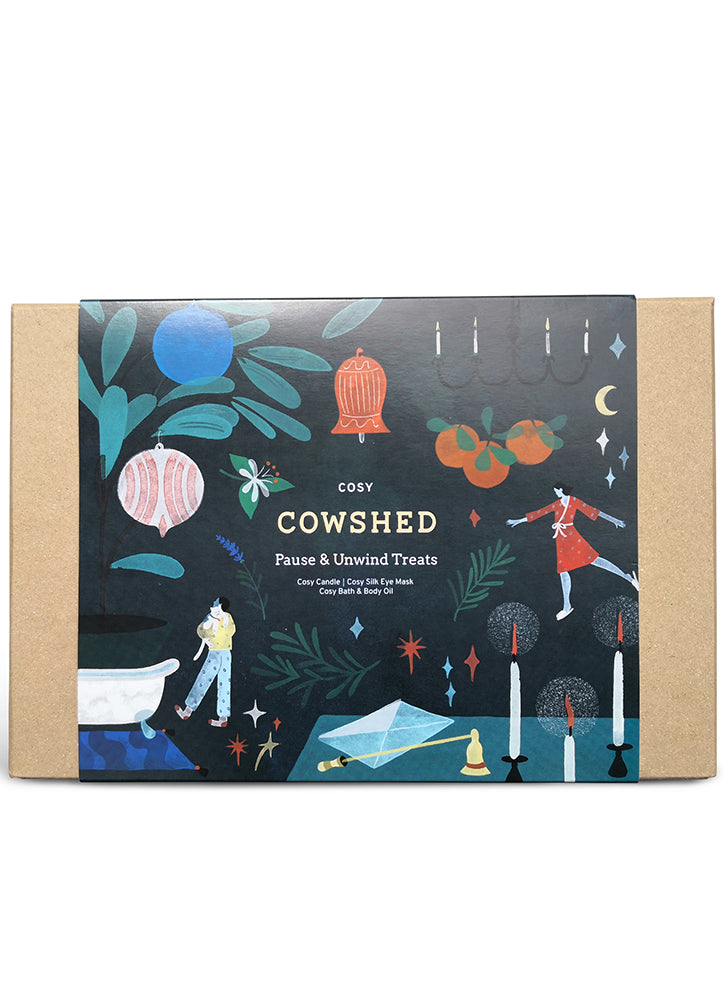 Cowshed Cosy Pause & Unwind Treats