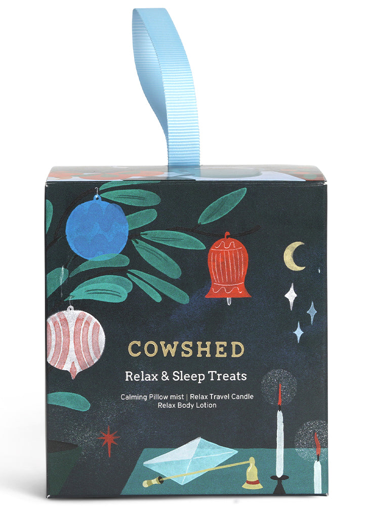 Cowshed Relax and Sleep Treats