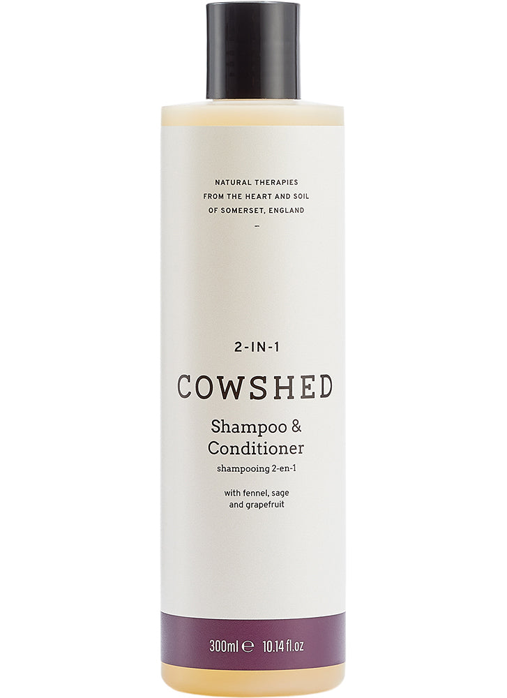 Cowshed 2 in 1 Shampoo & Conditioner