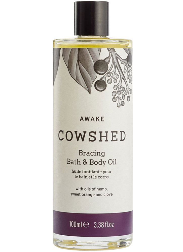 Cowshed Awake Bath & Body Oil