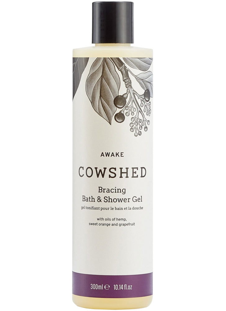Cowshed Awake Bath & Shower Gel