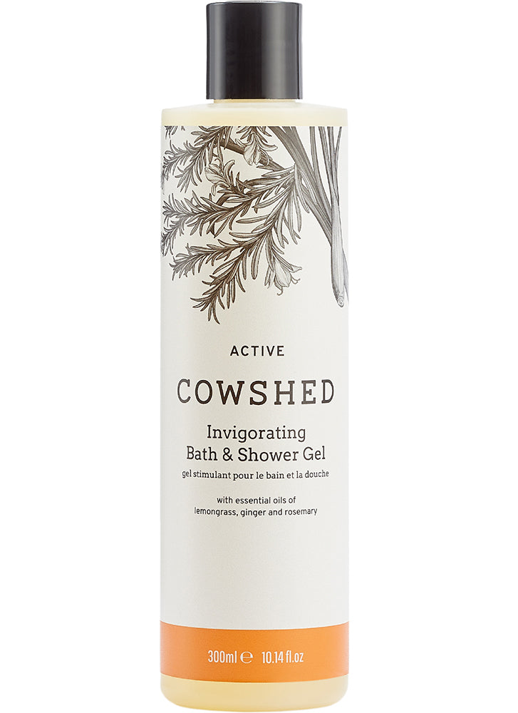 Cowshed Active Invigorating Bath & Shower Gel