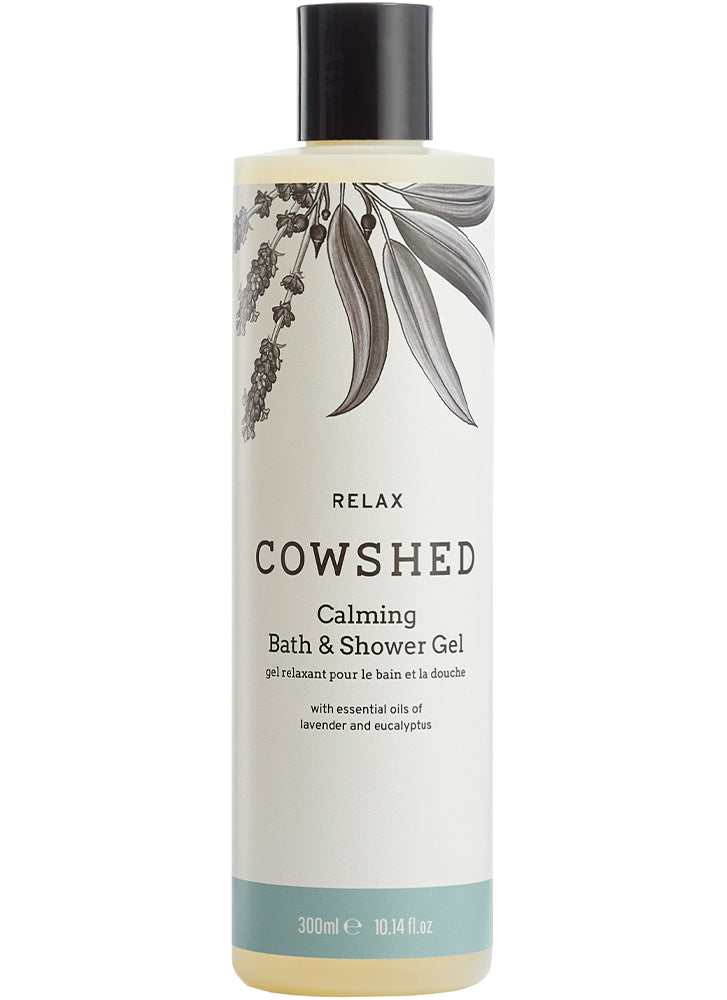 Cowshed Relax Calming Bath & Shower Gel