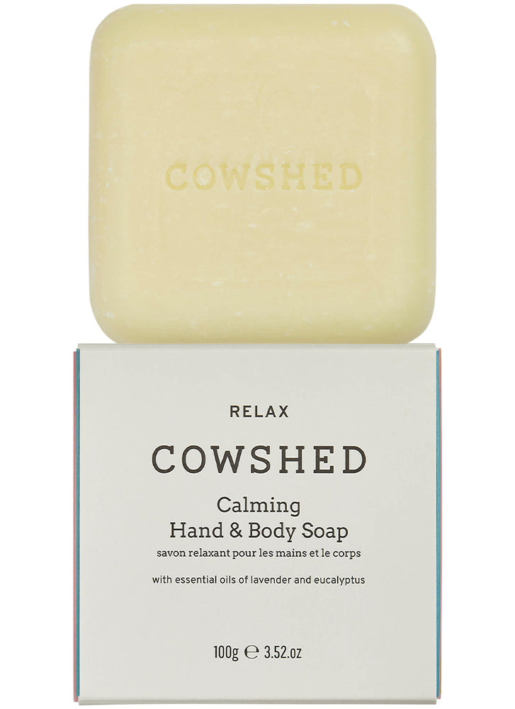 Cowshed Relax Calming Hand and Body Soap