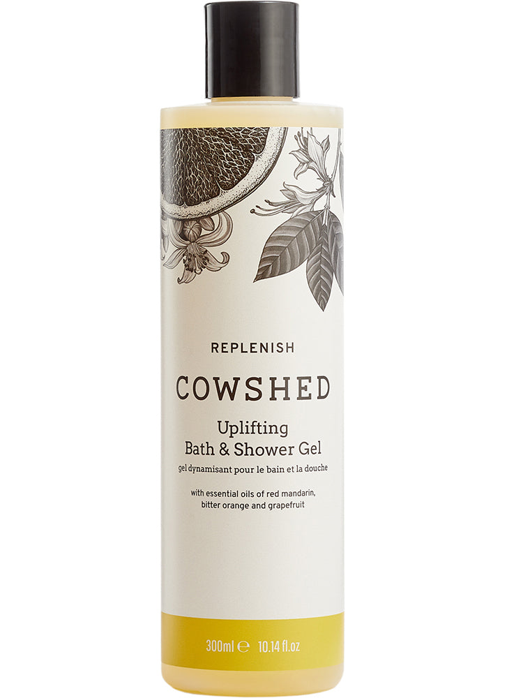 Cowshed Replenish Uplifting Bath & Shower Gel