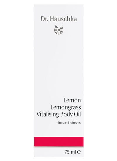 Dr Hauschka Lemon Lemongrass Vitalising Body Oil